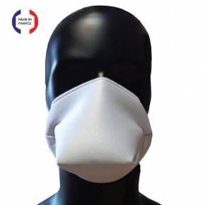 Masque lavable Afnor français