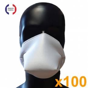 masque lavable afnor