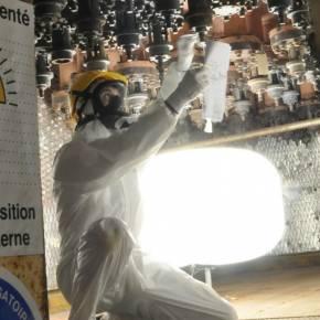 Sirocco 50Klm LED utilisé en milieu industriel