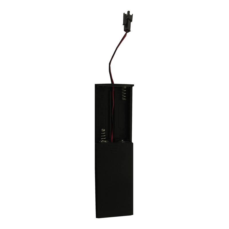 Boitier piles du gilet de sécurité LED
