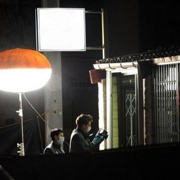 éclairage police scientifique par ballon éclairant Airstar Prolutech