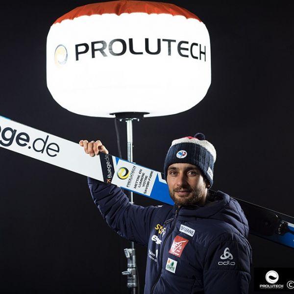 Prolutech sponsor officiel de Jason Lamy-Chappuis
