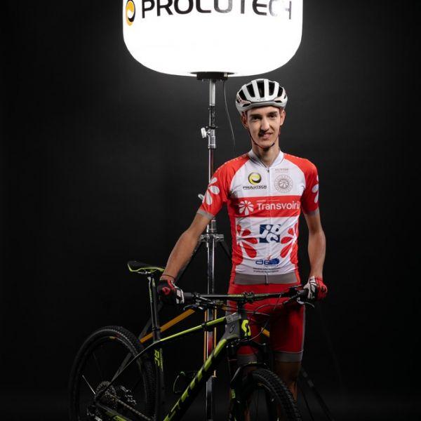 Prolutech partenaire sportif de Alexandre RAEDISCH