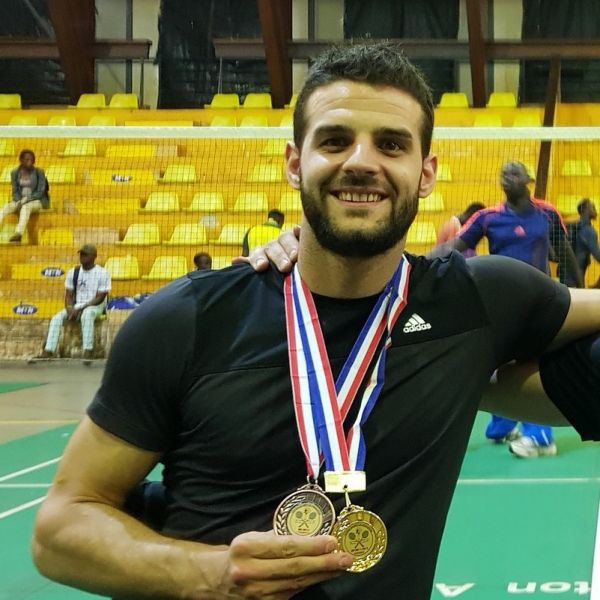 Prolutech partenaire sportif de Thomas JAKOBS