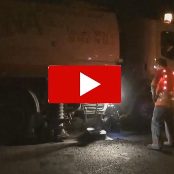 Gilets de sécurité LED sur chantier Eiffage par Prolutech