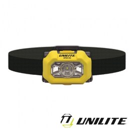 Lampe frontale LED Unilite ATEX H2