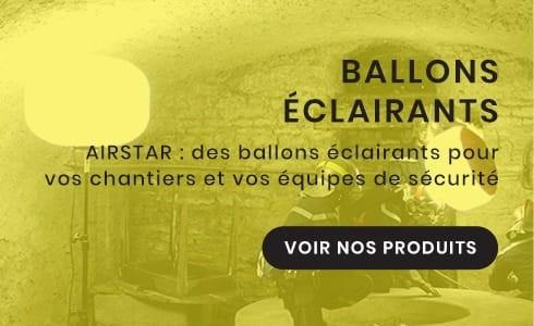 Ballons éclairants